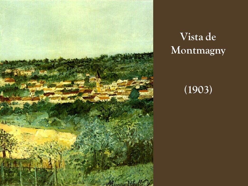 Es el hijo de la pintora y modelo Suzanne Valadon (que había sido modelo de Renoir y de Toulouse-Lautrec antes de ser una pintora reconocida y dejar d