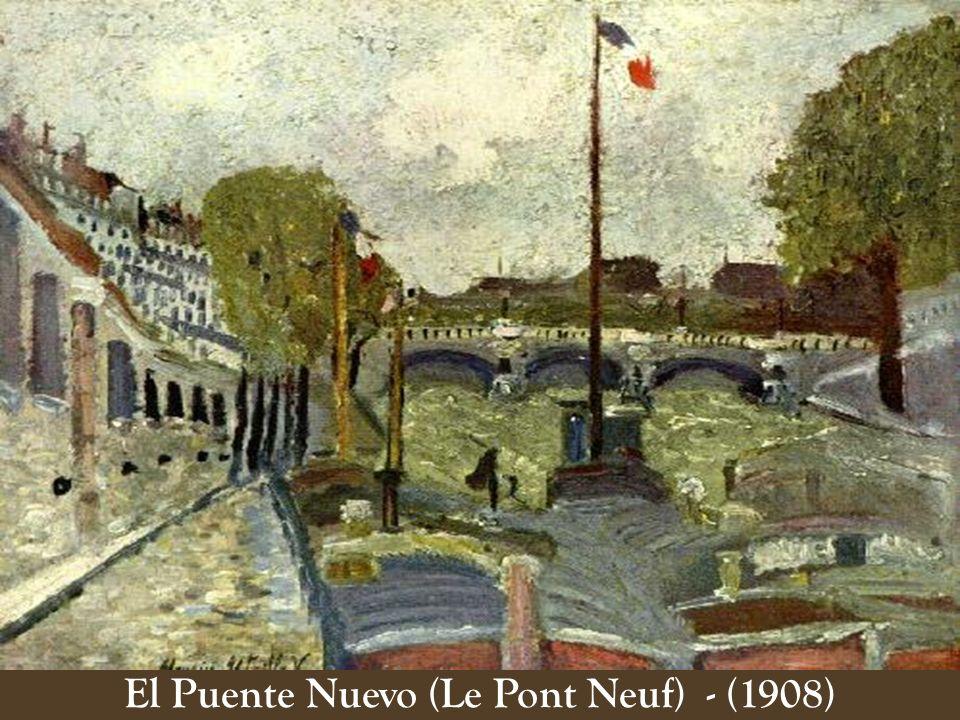 El Río Sena (1905)