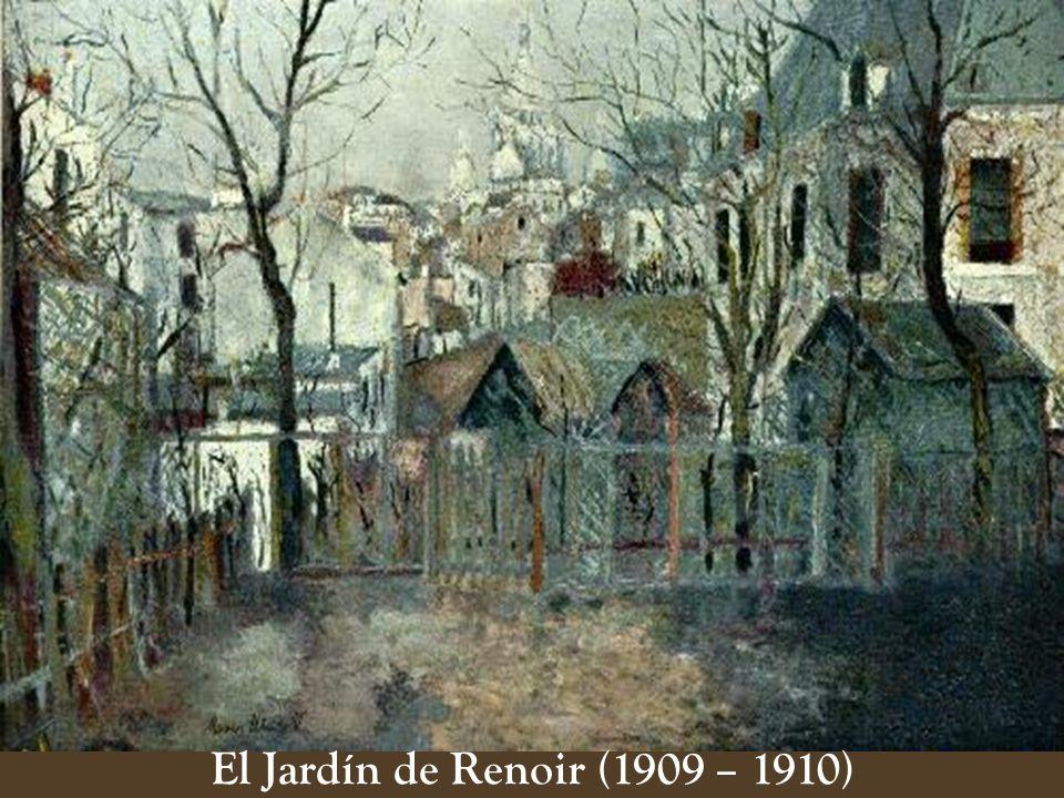 La Calle Jonquières (1909)