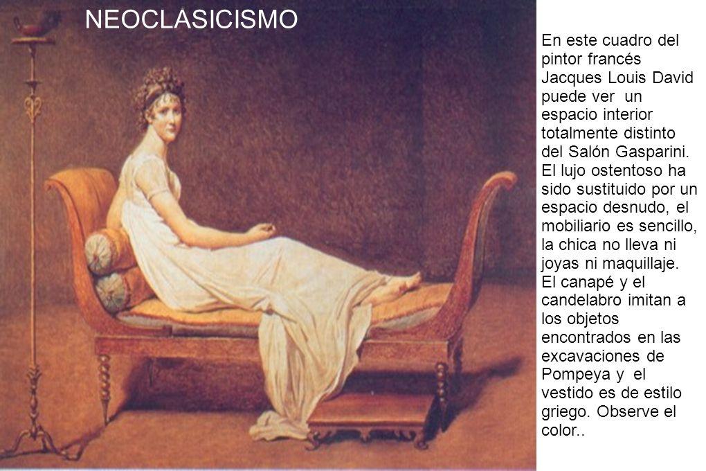 NEOCLASICISMO.