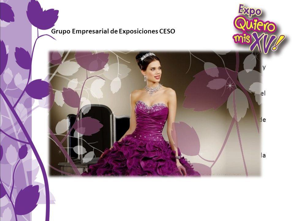 Expo… Quiero Mis XV!.