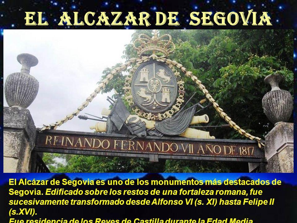 En 1931 el Alcázar fue declarado monumento histórico artístico. JCA - 2011