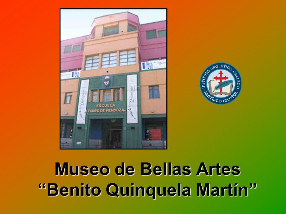 Museo de Bellas Artes Benito Quinquela Martín