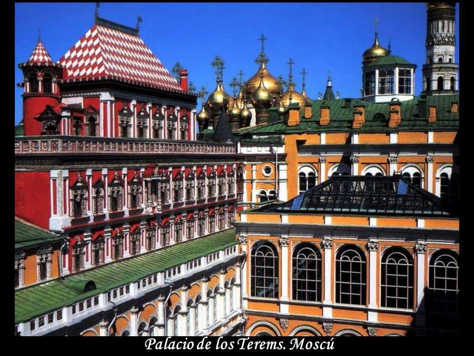 Moscú en verano