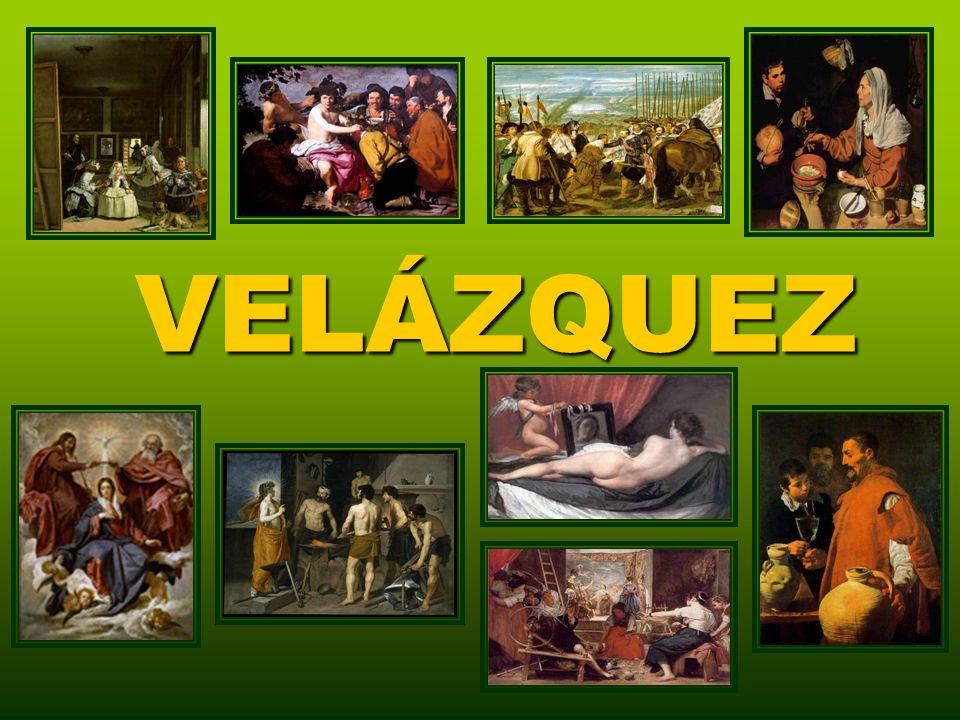 VENUS DEL ESPEJO Es la única obra conservada de Velázquez en la que aparece una mujer desnuda, aunque se sabe que pintó alguna más.