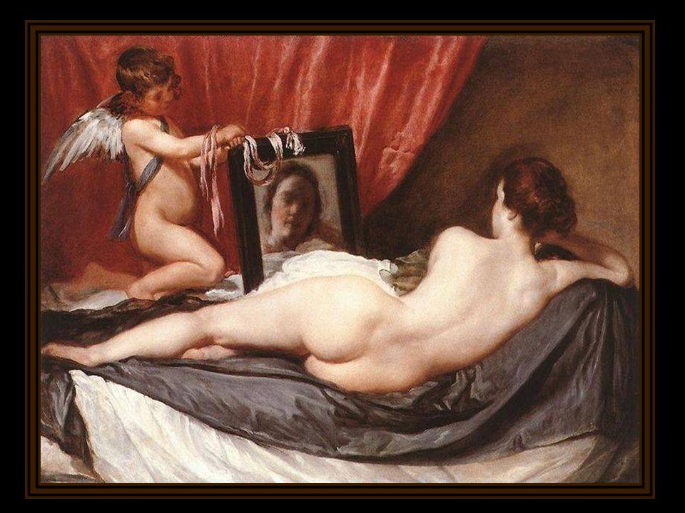 LA CORONACIÓN DE LA VIRGEN Cuadro de devoción privada de Isabel de Borbón, en el que destaca el equilibrio y la serenidad de la composición, llamada a
