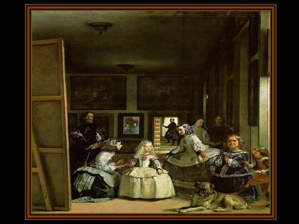 DIEGO RODRÍGUEZ DE SILVA Y VELÁZQUEZ (1559-1660) Pacheco, su mentor y suegro, quería a toda costa que Velázquez alcanzara el puesto de pintor del Rey,
