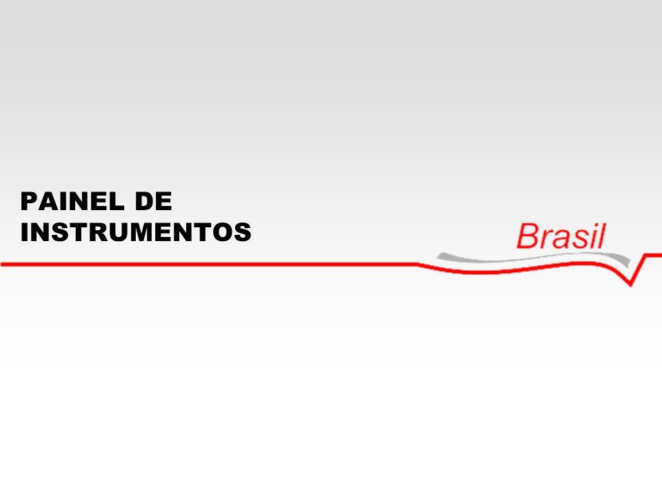 Painel de Instrumentos PAINEL IZQUIERDO (Iluminación interna) Luces de Lectura – tecla con 2 posiciones: Habilita el accionamiento por el pasajero o acciona todas las luces.