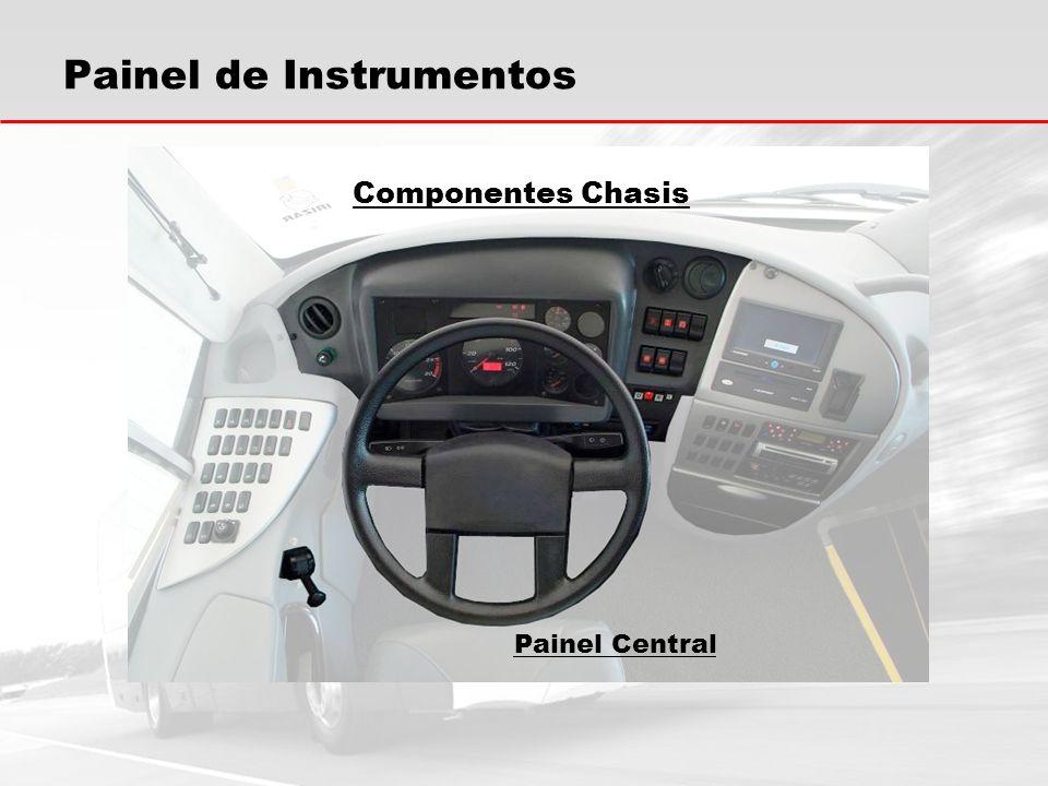 ABERTURA EXTERNA DEL CIERRE CENTRALIZADO 1.En caso de falta de presión en el sistema neumático, la puerta solamente puede ser abierta través de la traba mecánica con auxilio de la llave.