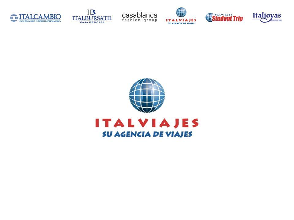 Italcambio Agencia de Viajes se ha consolidado como una corporación especializada en brindar el mejor de los servicios a sus viajeros.