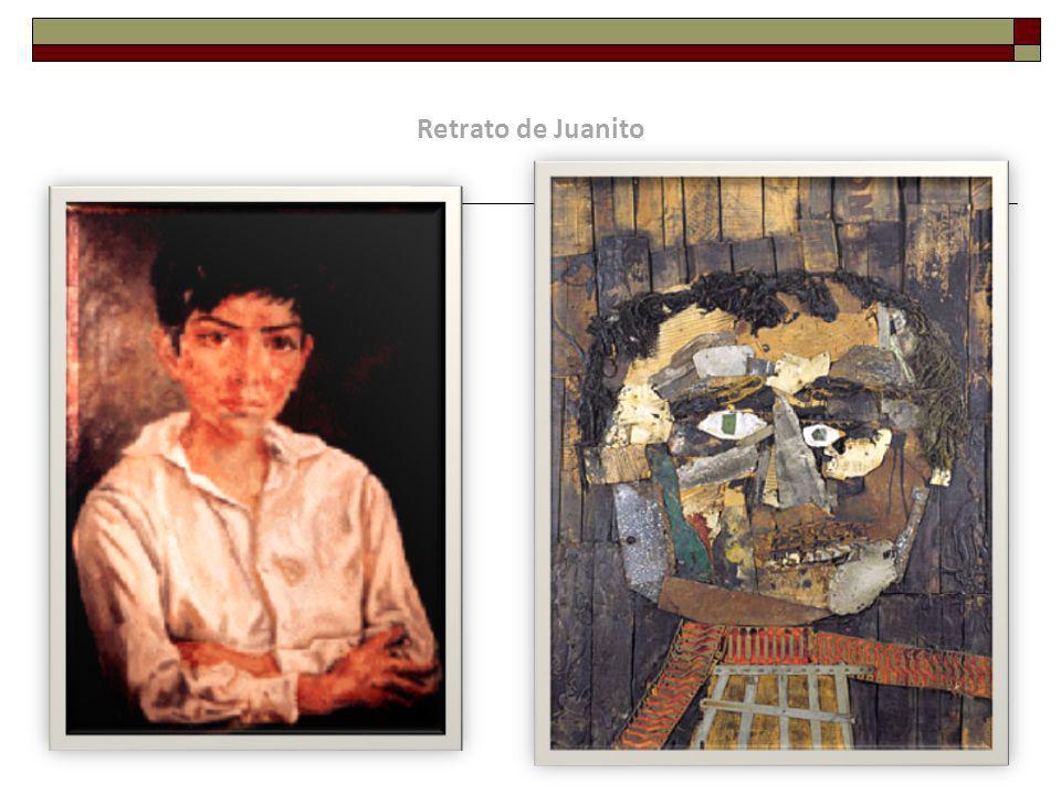Retrato de Juanito