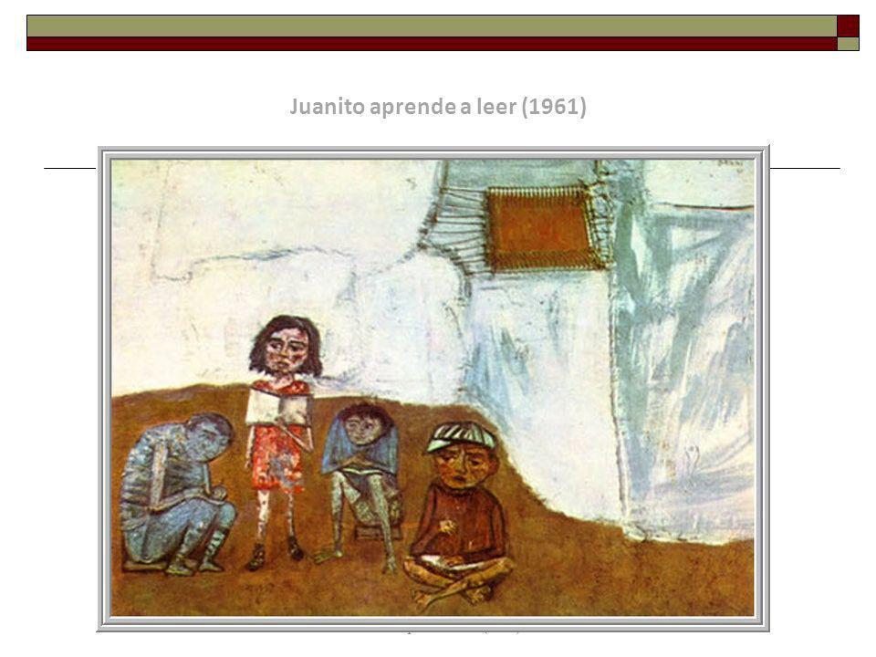 Juanito aprende a leer (1961)