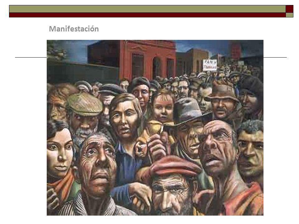 Impregna su pintura de denuncias de injusticia social.