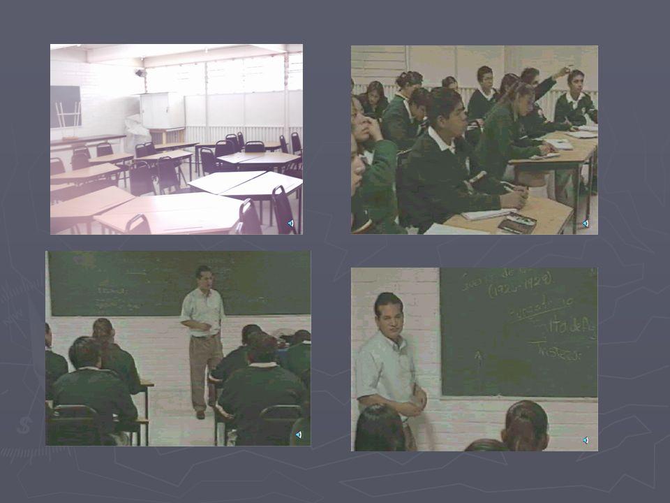 El haber participado en la filmación de estas clases representó un reto.