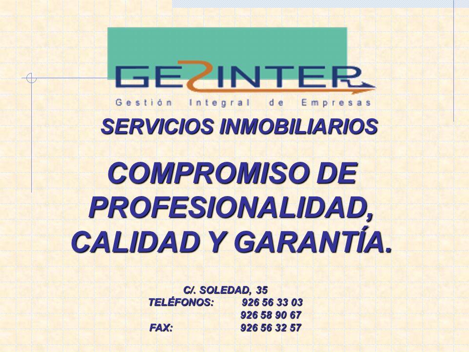 SERVICIOS INMOBILIARIOS SU LUGAR DE DESCANSO Y OCIO EN UN LUGAR PRIVILEGIADO Y EN UNAS CONDICIONES INMEJORABLES.