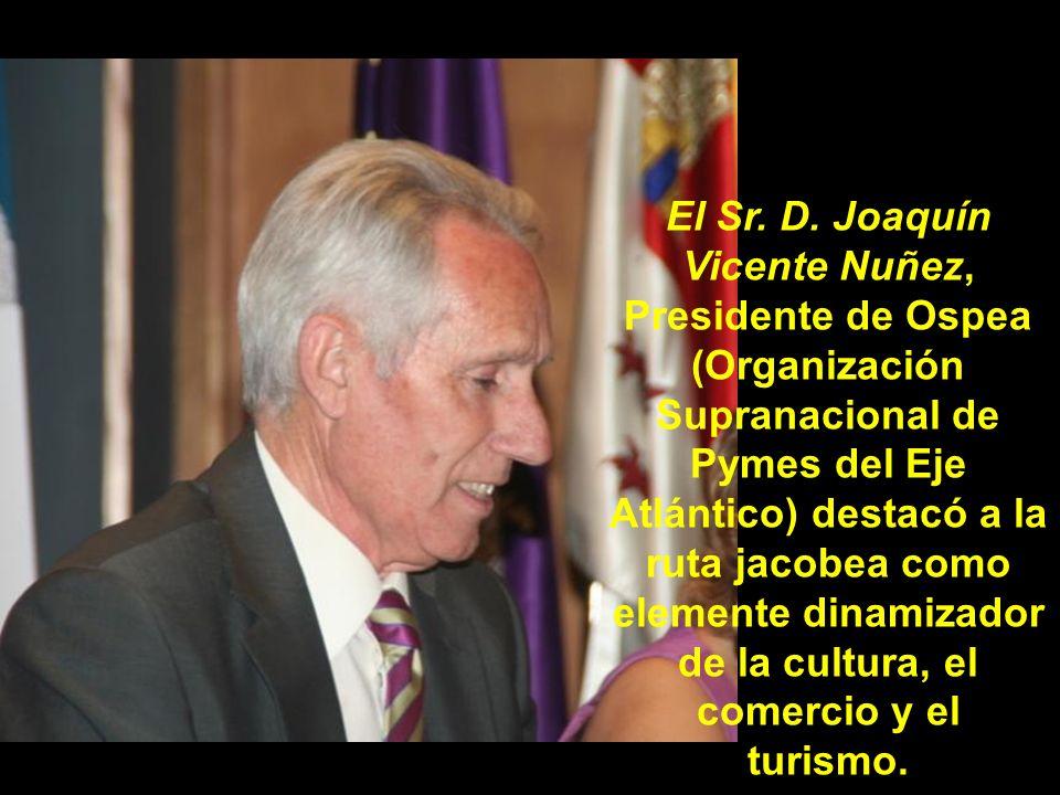 D. José María Ballester, Director del Programa Patrimonio y Territorio de la Fundación Marcelino Botín y, D. Manuel Fuentes Hernández, Comisario para