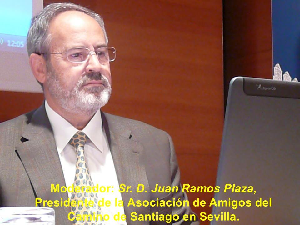 A las 12:00 h. se constituye la Segunda Mesa de Trabajo dedicada a Los Caminos de Santiago, La Vía de la Plata.