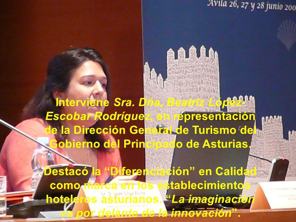 A las 13:15 h. Se constituye la tercera mesa de Trabajo con el título de Los Caminos de Santiago como elementos de desarrollo de la cultura, el comerc