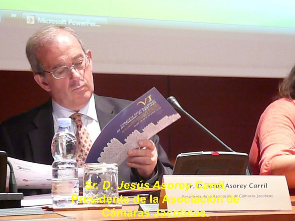 Interviene Sra. Dña, Beatriz López- Escobar Rodríguez, en representación de la Dirección General de Turismo del Gobierno del Principado de Asturias. D