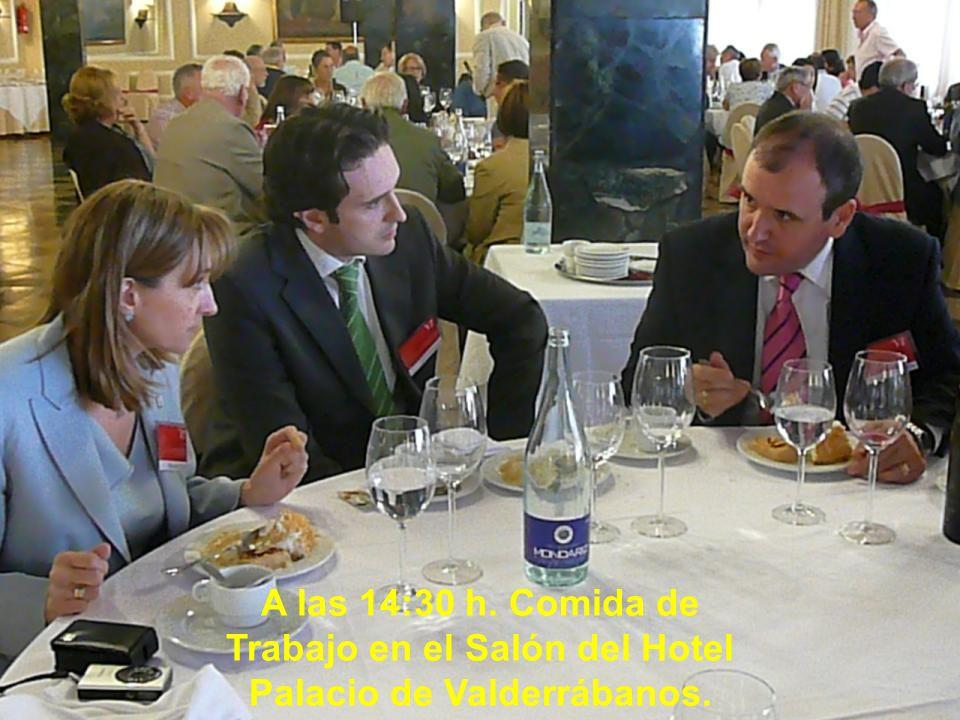 Sr. D. Juan Silva Alvite, Presidente de CEHOSGA, Confedereción de Empresario de Hostelería de Galicia.