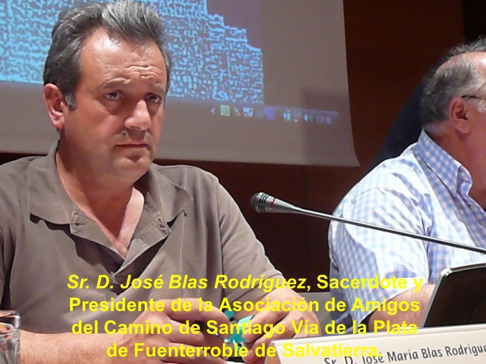 Moderador: Sr. D. Juan Frisuelos Frisuelos, Corresponsal de la revista portuguesa VISAO. Editor del periódico on-line El Correo del Camino.