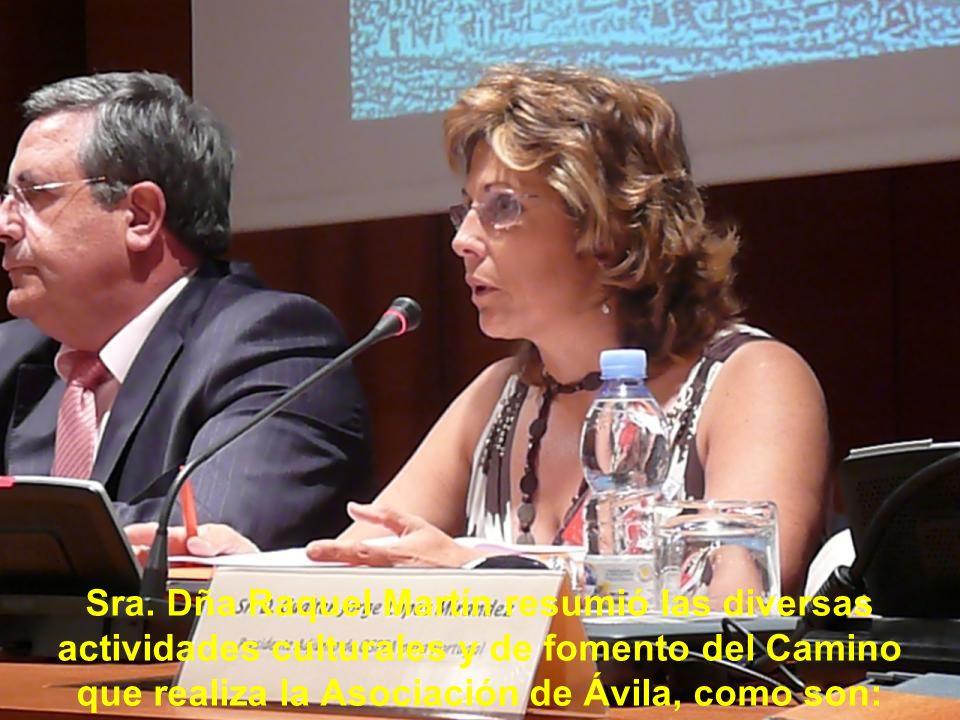 En la clausura del VI Congreso intervino el Sr. D. Aureo Martín Labajos, Teniente Alcalde de Cultura, Turismo, Educación y Deportes del Excmo. Ayuntam