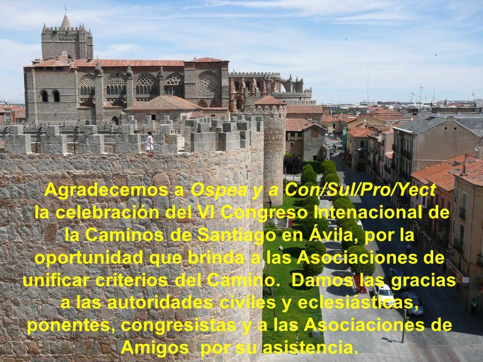 Tras la comida, La Asociación de Amigos de Ávila hizo entrega de una placa al Alcalde, D. Fernando Martín como Socio de Honor de la citada organizació