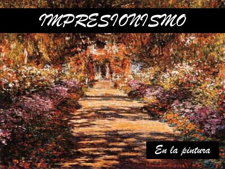 Orígenes del Impresionismo En 1874, en una exposición en Paris, en el salón de la fotografía, se presentan ante el público los pintores impresionistas denominados así por el crítico Leroy por causar Impresión al espectador.