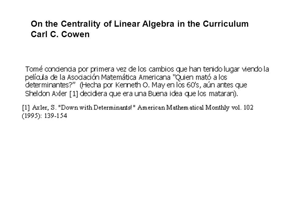 Comparación entre la Matriz original y la matriz obtenida en el primer paso.