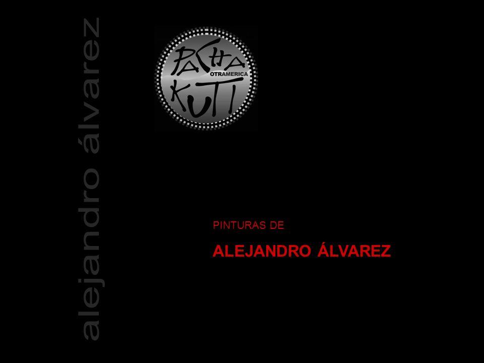 PINTURAS DE ALEJANDRO ÁLVAREZ