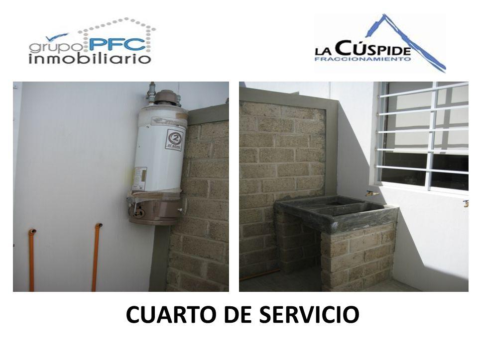 CUARTO DE SERVICIO