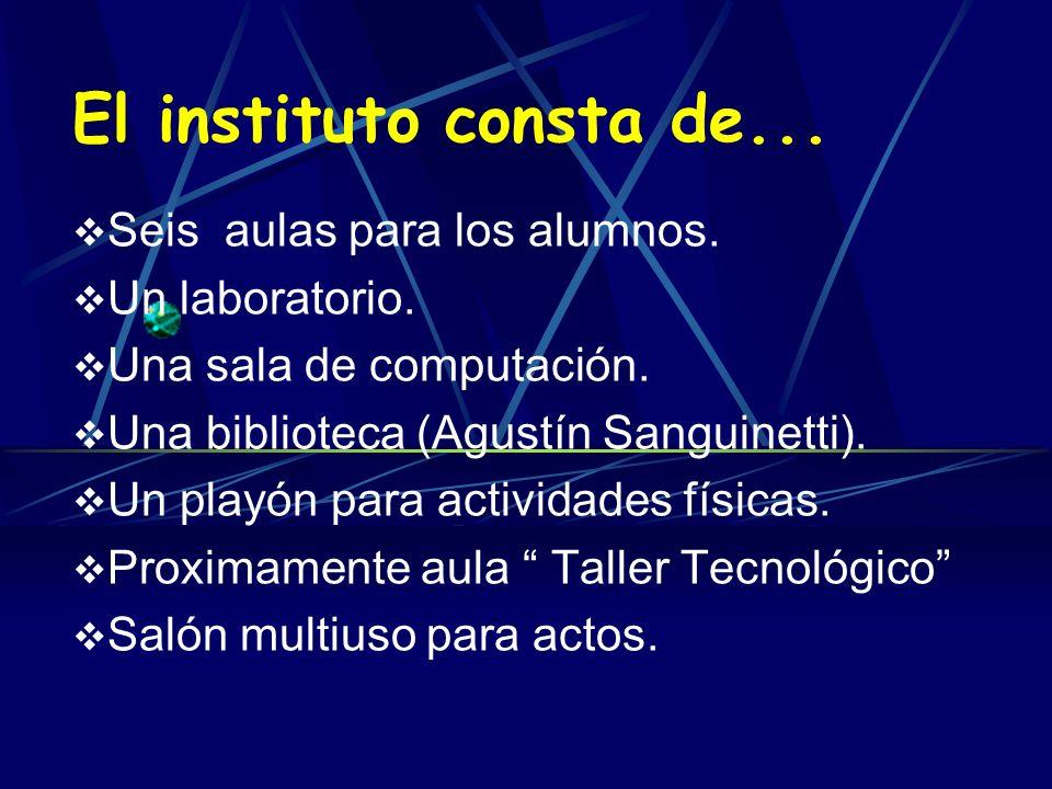Instituto Secundario General Levalle