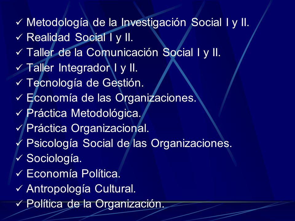 ESPECIALIDADES 4°, 5° Y 6° Ciencias Sociales