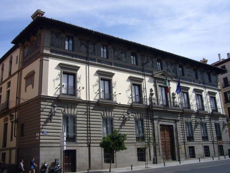 Palacio del Duque de Uceda Construido por encargo del primer duque de Uceda, poderoso válido de Felipe III, las obras las dirigió Juan Gómez de Mora e
