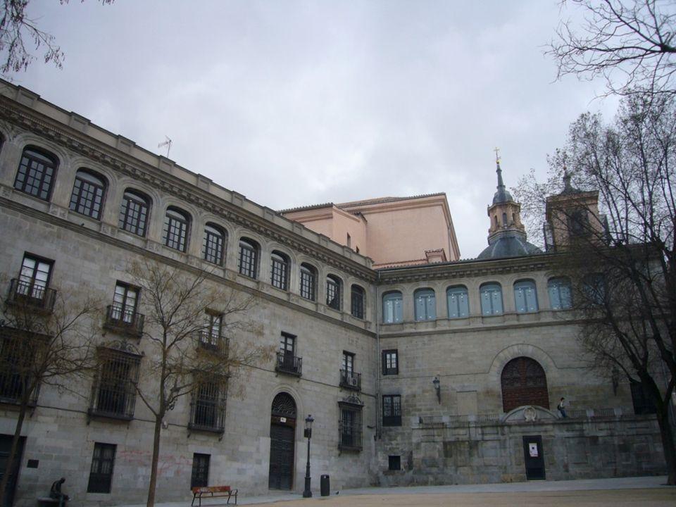 Iglesia de San Andrés Es una de las parroquias más antigua de Madrid, la primitiva iglesia data del siglo XII. Este templo era frecuentado por San Isi