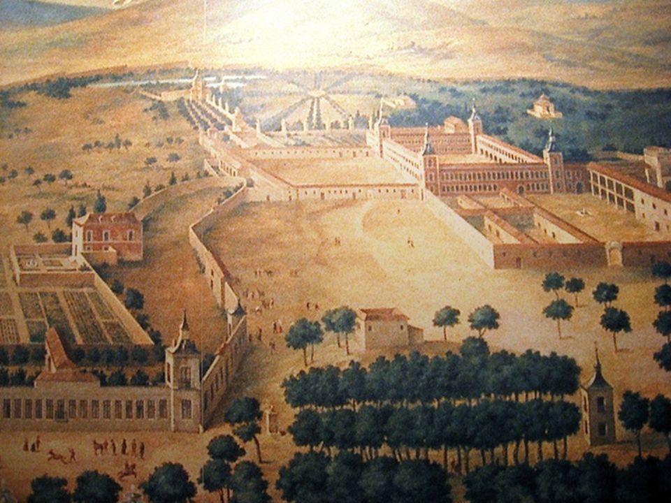 Casón del Buen Retiro Construido en 1637 por Alonso Carbonell, formaba parte del Palacio del Buen Retiro como espacio para salón de baile de la Corte