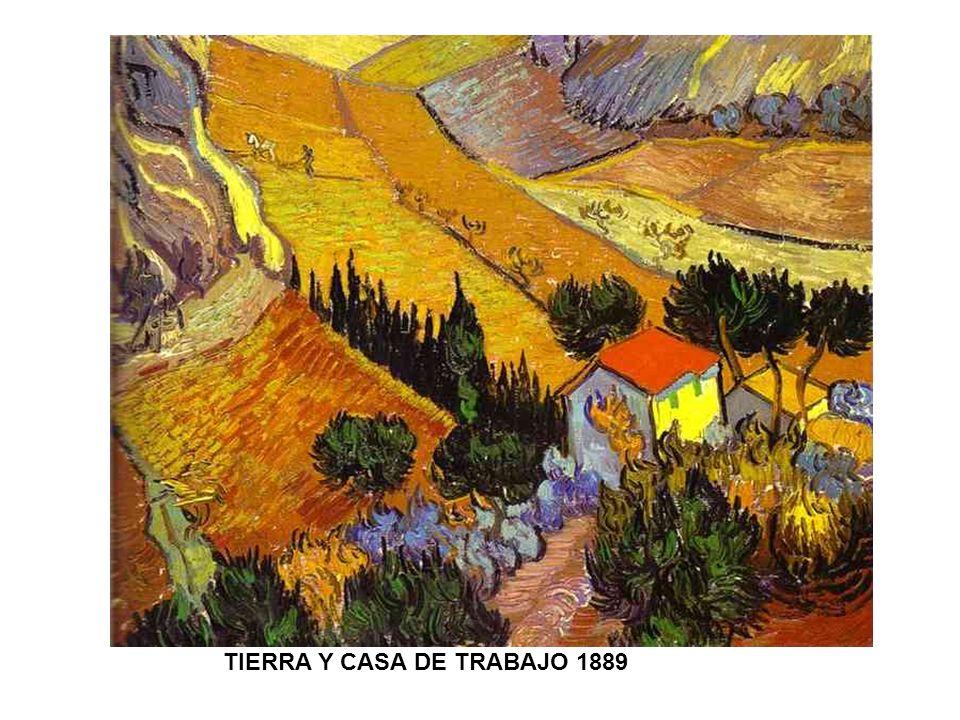 TIERRA Y CASA DE TRABAJO 1889