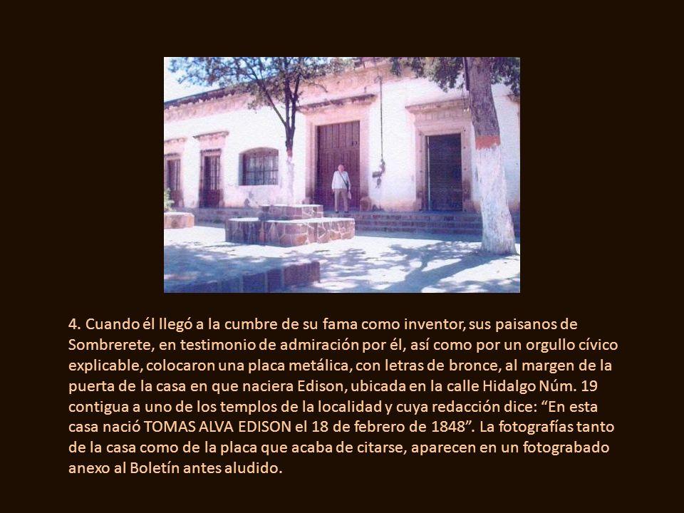 3. Todos los datos recopilados tanto de la tradición local como de cartas de sus coterráneos, así como de otras cartas de particulares que conocieron