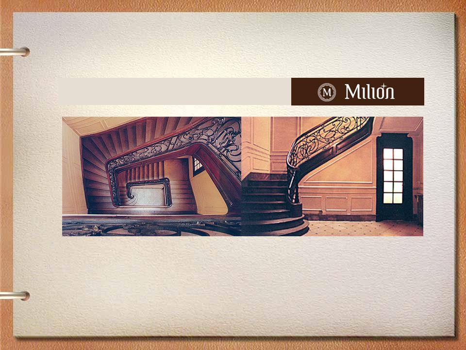Milión es una casa de principios de siglo pasado, una de esas construcciones de estilo neoclásico conocidas como hotel particulaire.