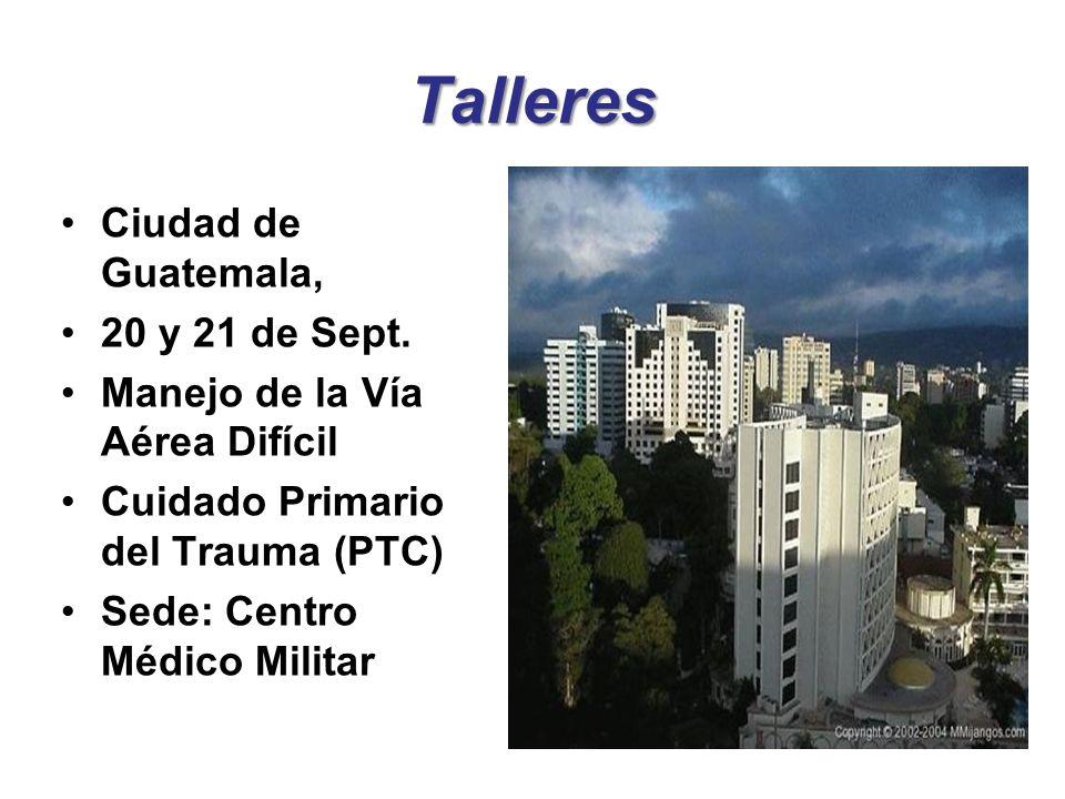 PROFESORES INVITADOS: COSTA RICA: Dr.Ricardo Díaz Dr.