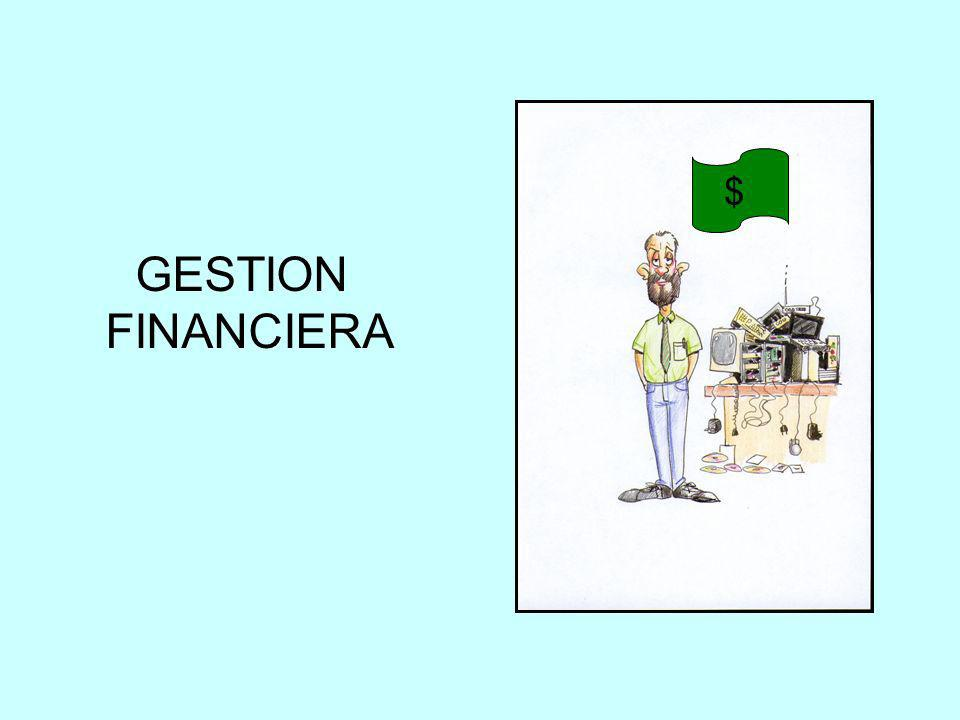 GESTION FINANCIERA $