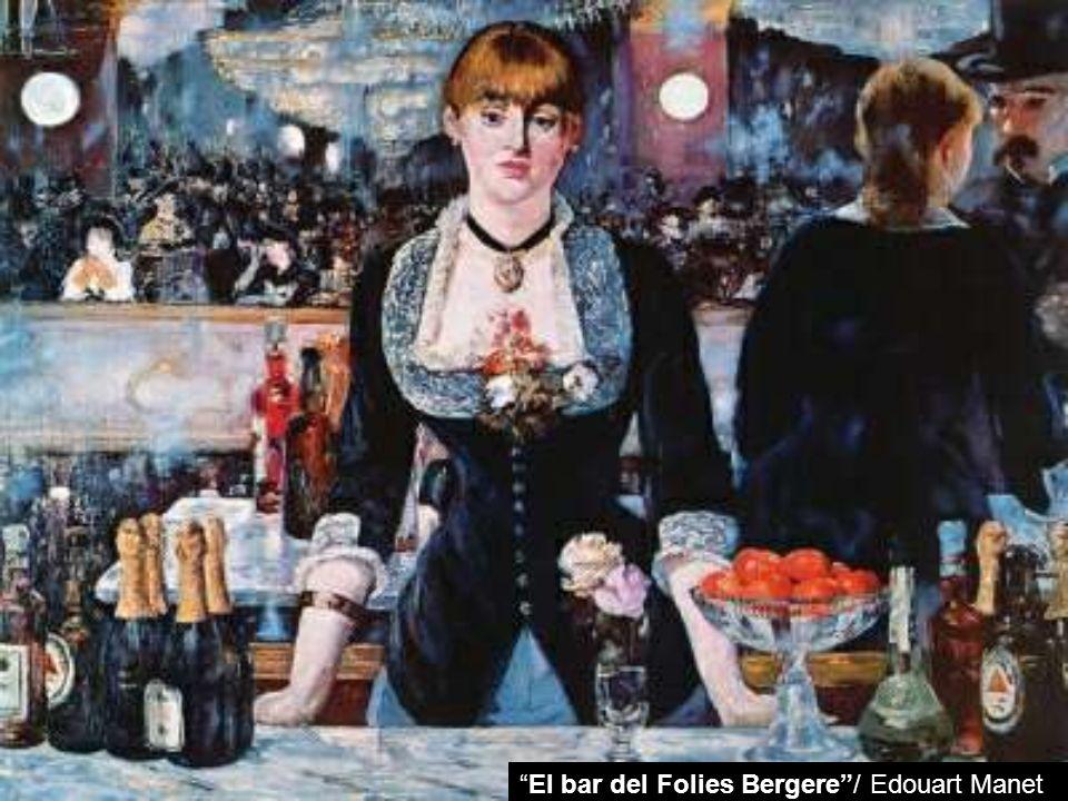 El bar del Folies Bergere/ Edouart Manet