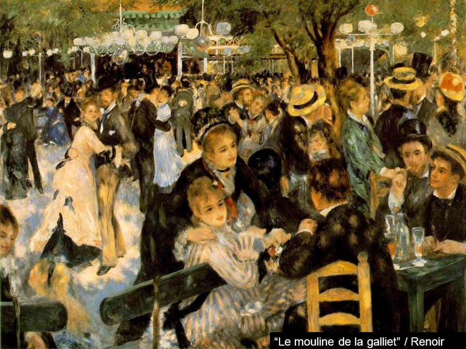 Le mouline de la galliet / Renoir