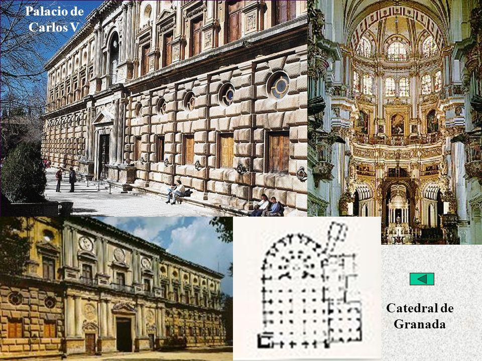 El Renacimiento Español Arquitectura Purista Palacio de Carlos V Catedral de Granada