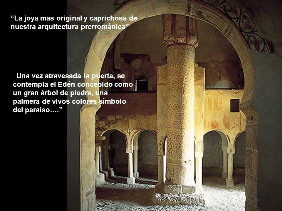 Ermita de san Baudelio de Berlanga. Arquitectura mozárabe de mediados del siglo XI