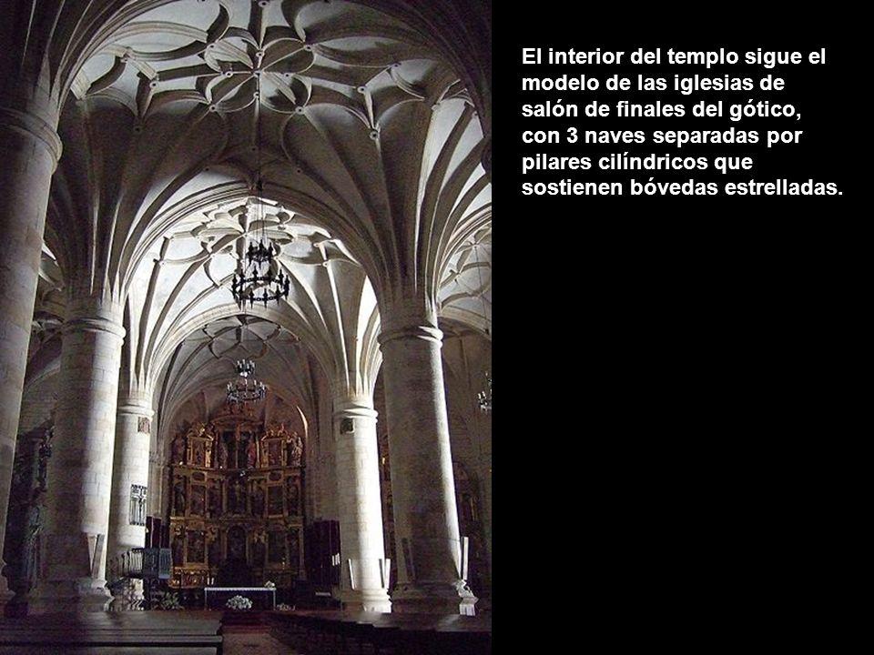 Ya en Soria, la Concatedral de San Pedro es la sede de la exposición Paisaje Interior, XV edición de las Edades del Hombre.