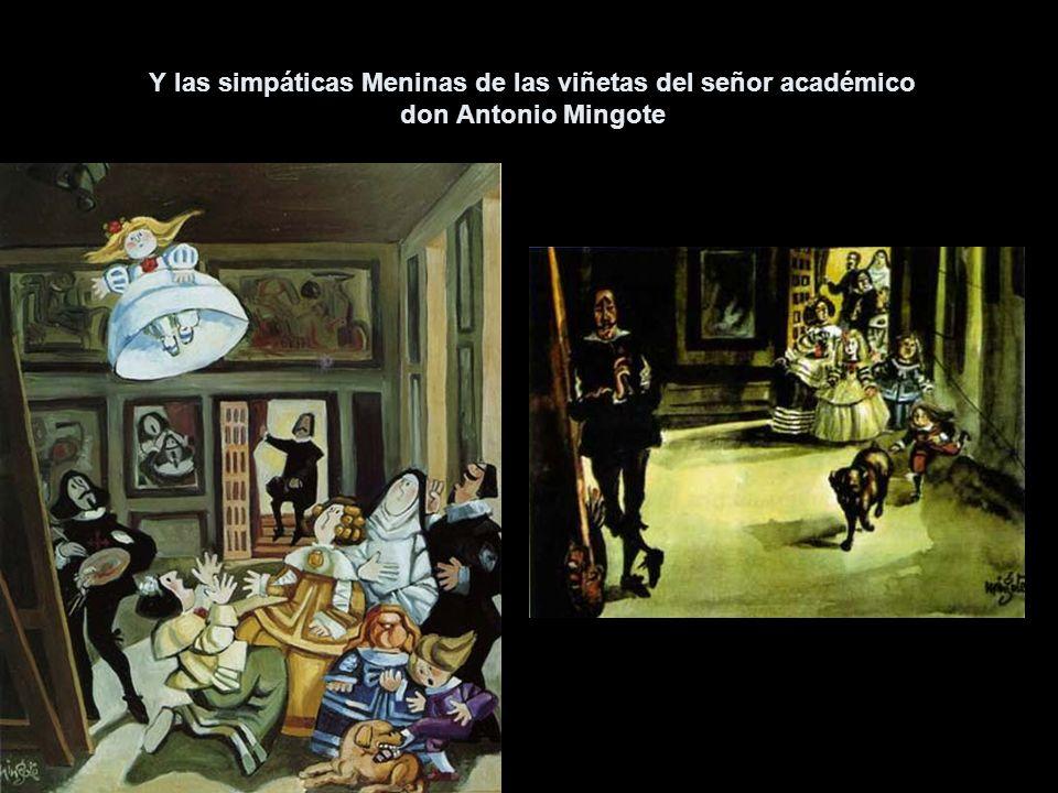 La infantita Margarita ha engordado un poco con los pinceles de Fernando Botero