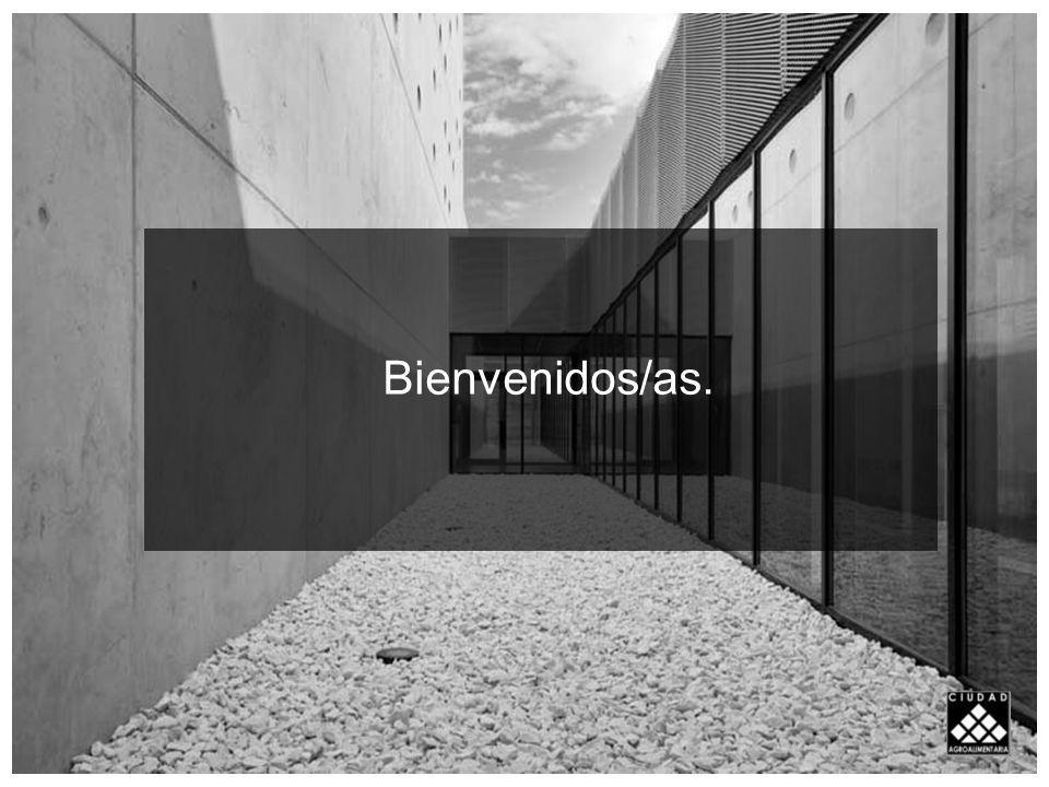 Bienvenidos/as.