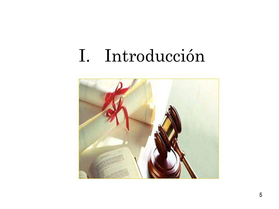 5 I. Introducción