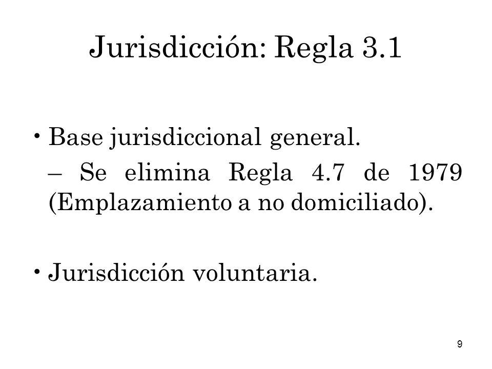100 Certificación de la Notificación Nueva Regla 67.3 Se impuso nueva obligación –La parte responsable de diligenciar orden del tribunal presentará certificación acreditativa.